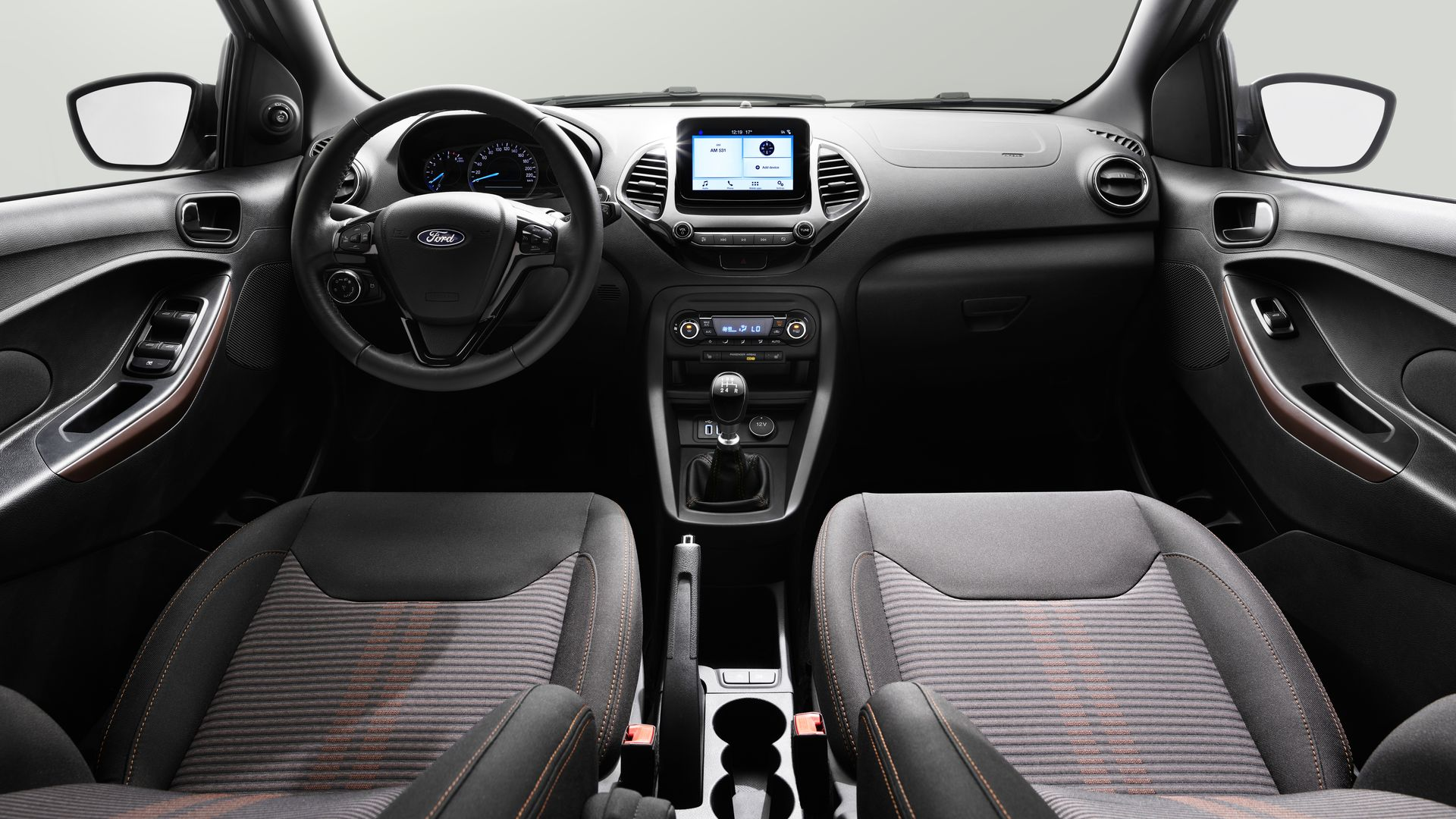 Ford KA+ Active 2018 Interior