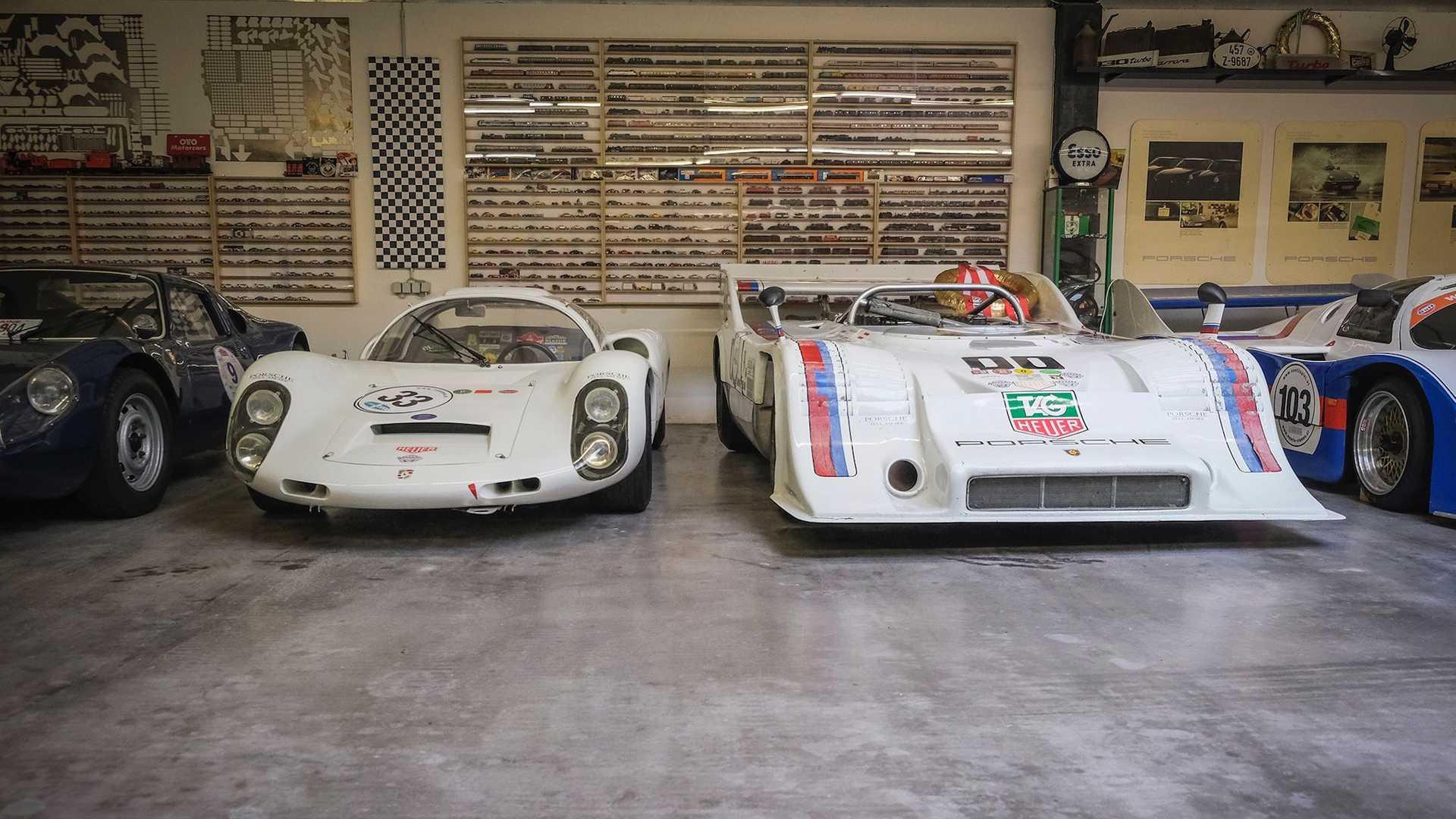 Ένας 80χρονος άντρας από την Αυστρία αγόρασε μια Porsche 80η
