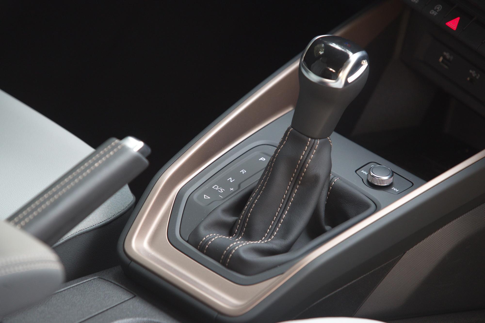Δοκιμαστική μονάδα δίσκου: Audi A1 Sportback 40 TFSI
