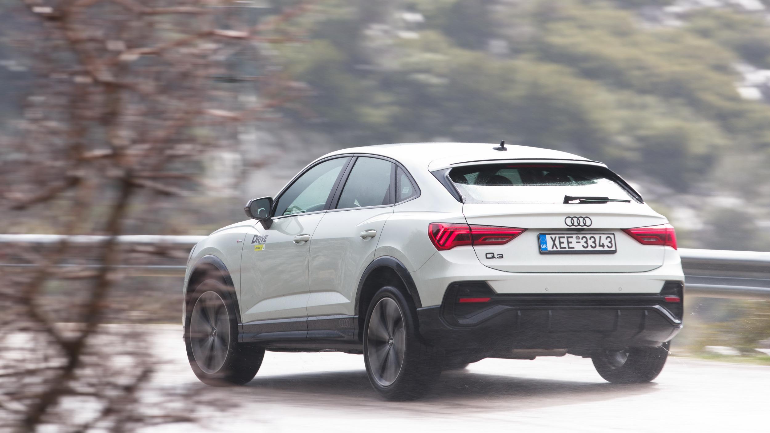 Δοκιμή κίνησης: Audi Q3 Sportback 35 TDI S tronic