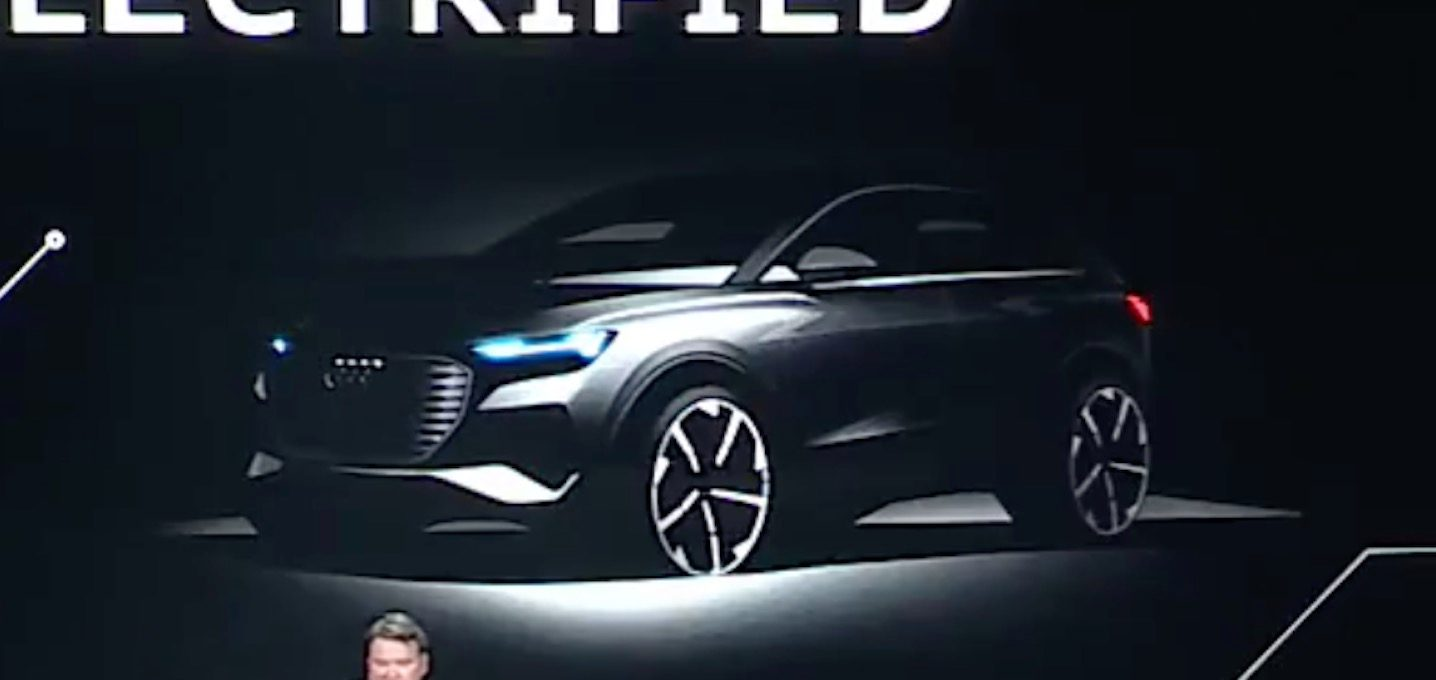 Audi Compact Electric SUV