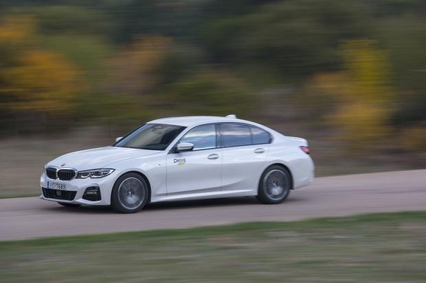 Δοκιμή κίνησης: BMW 320d mHEV
