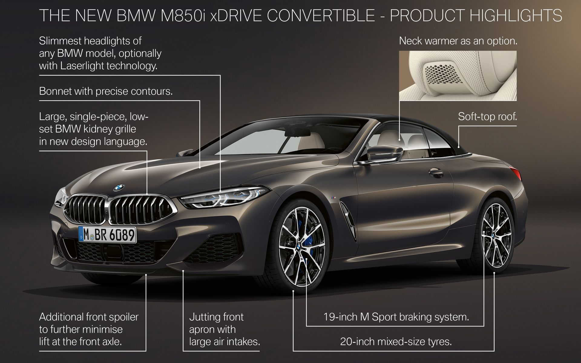 BMW 8 Series Convertible 1