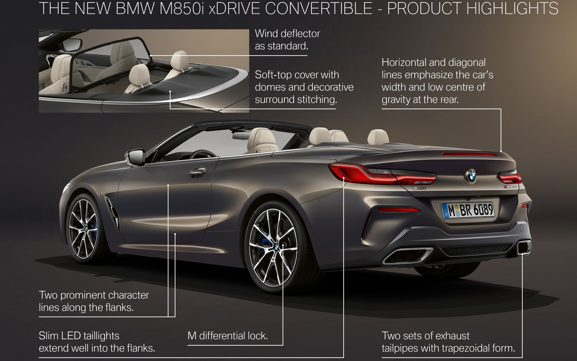 BMW 8 Series Convertible 2