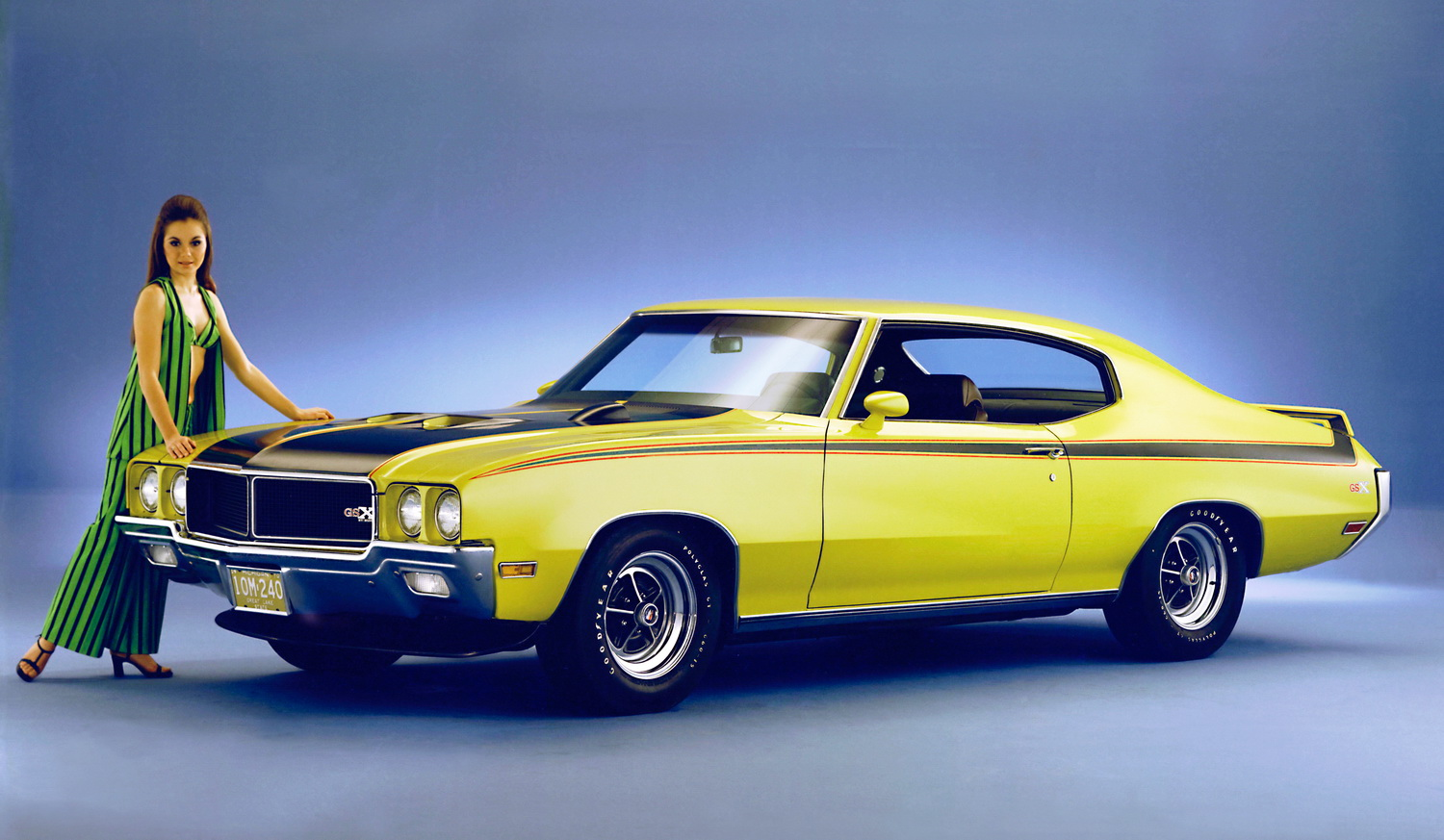 Buick GSX 455 Stage 1 1970