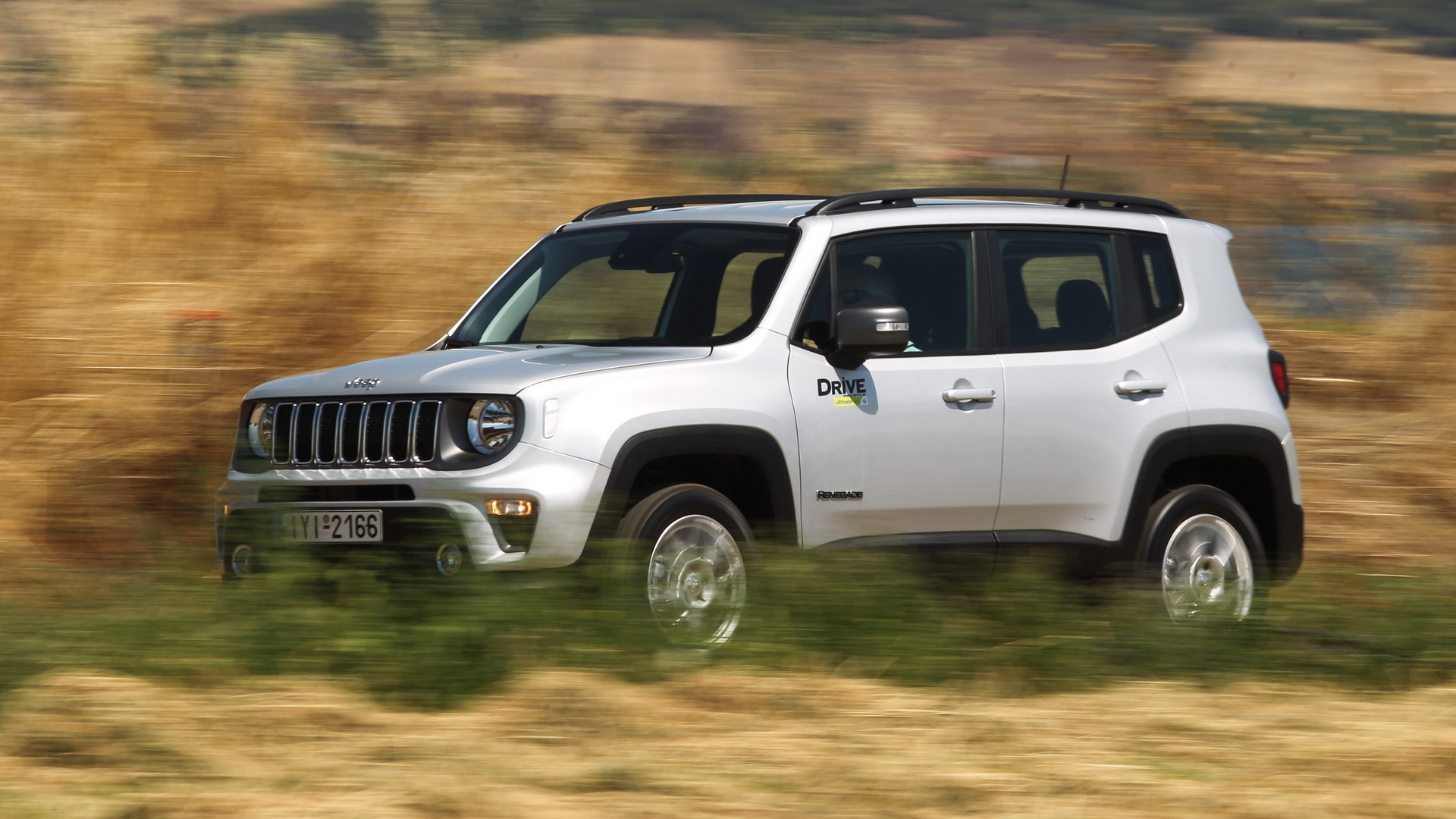 Jeep Renegade 1.3 T4 4WD