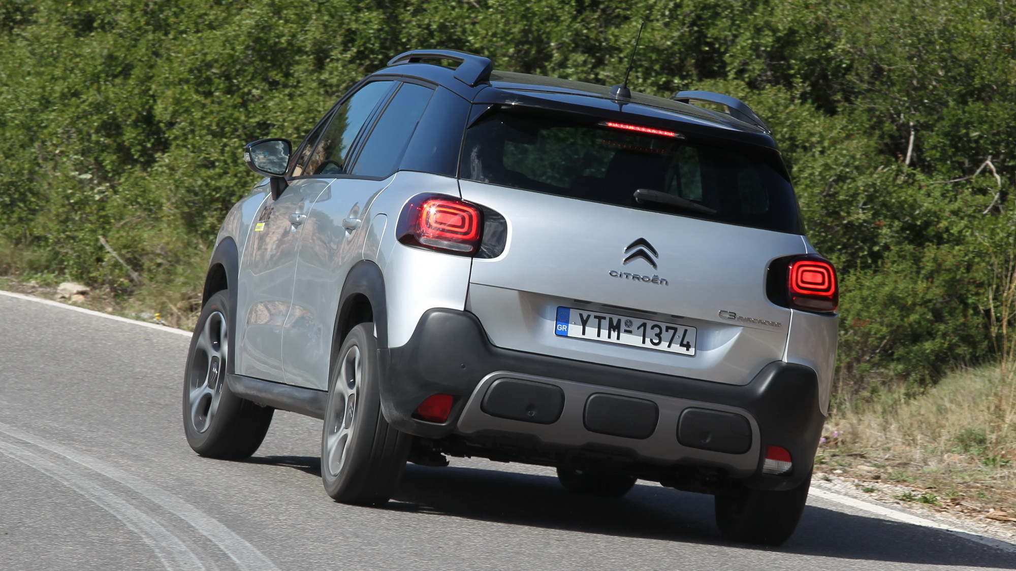 Test drive: Citroën C3 Aircross 1.5 BlueHDi 100 MT6