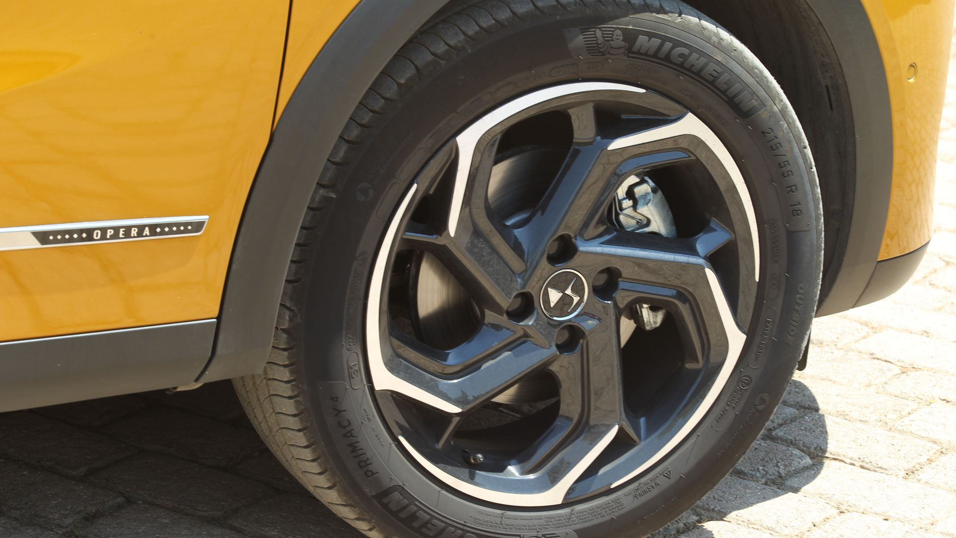 DS 3 Crossback wheel