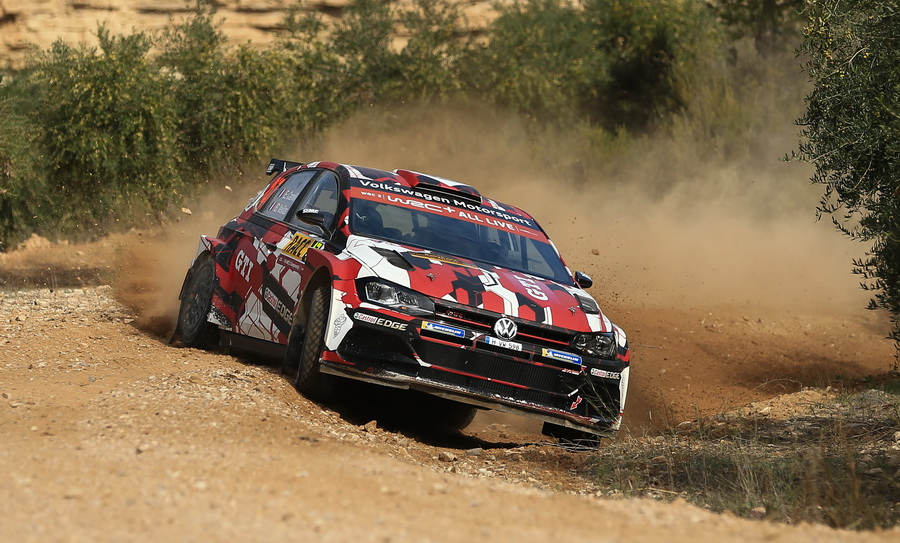Camilli VW Polo R5 Rally Spain