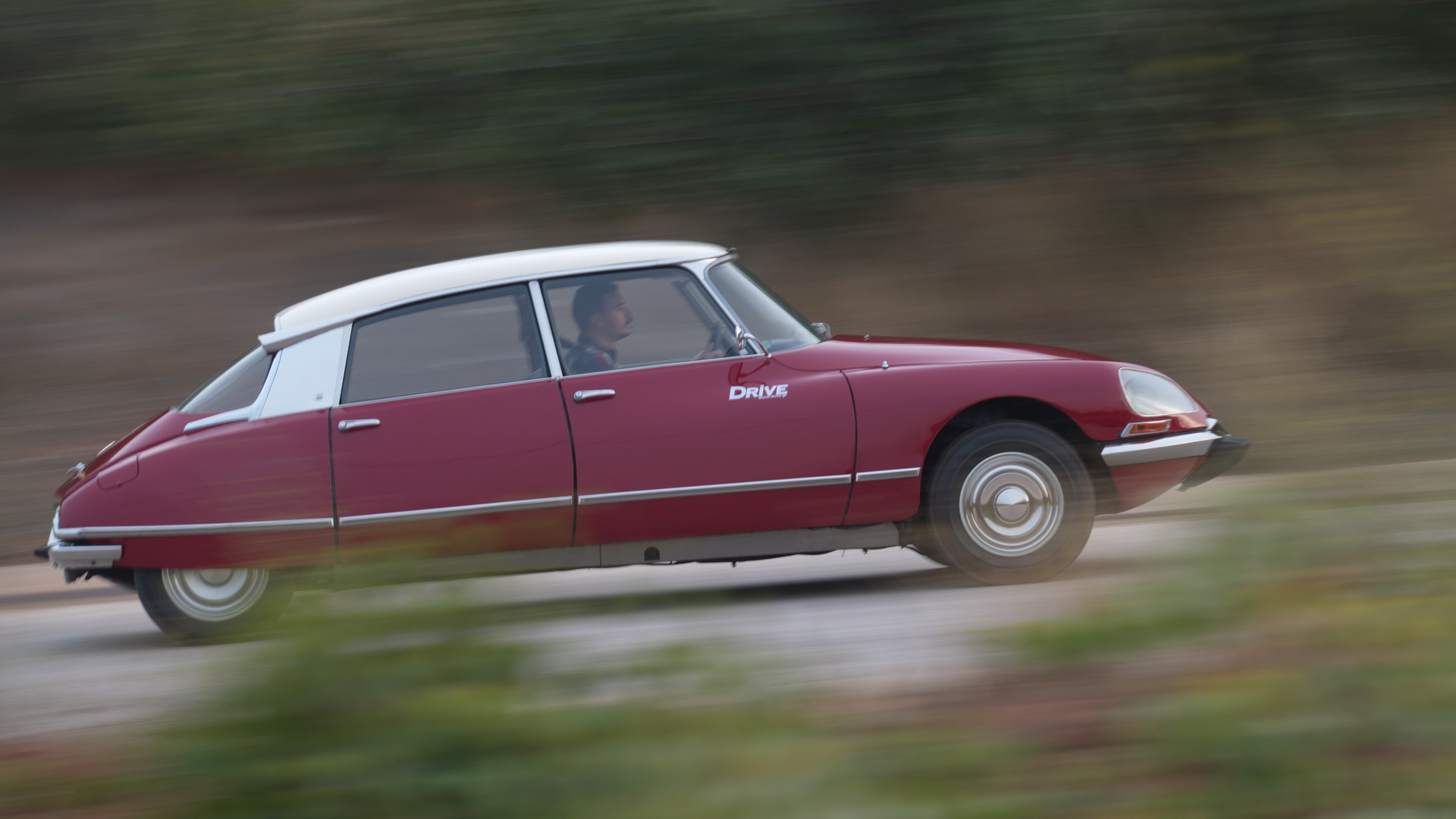 Citroen DS21 side
