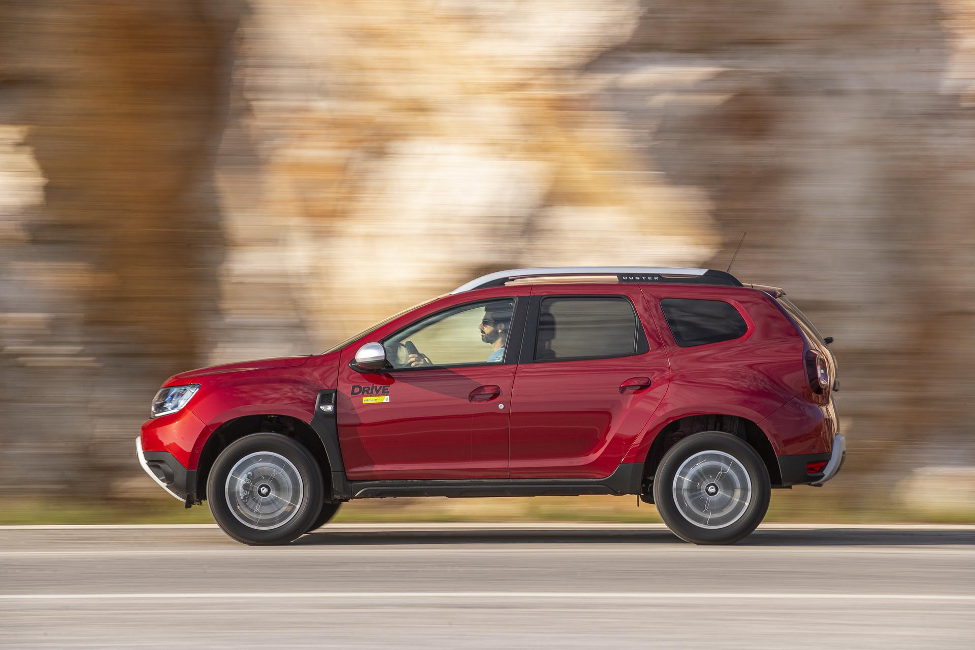 Δοκιμή κίνησης: Dacia Duster 1.0 TCe LPG