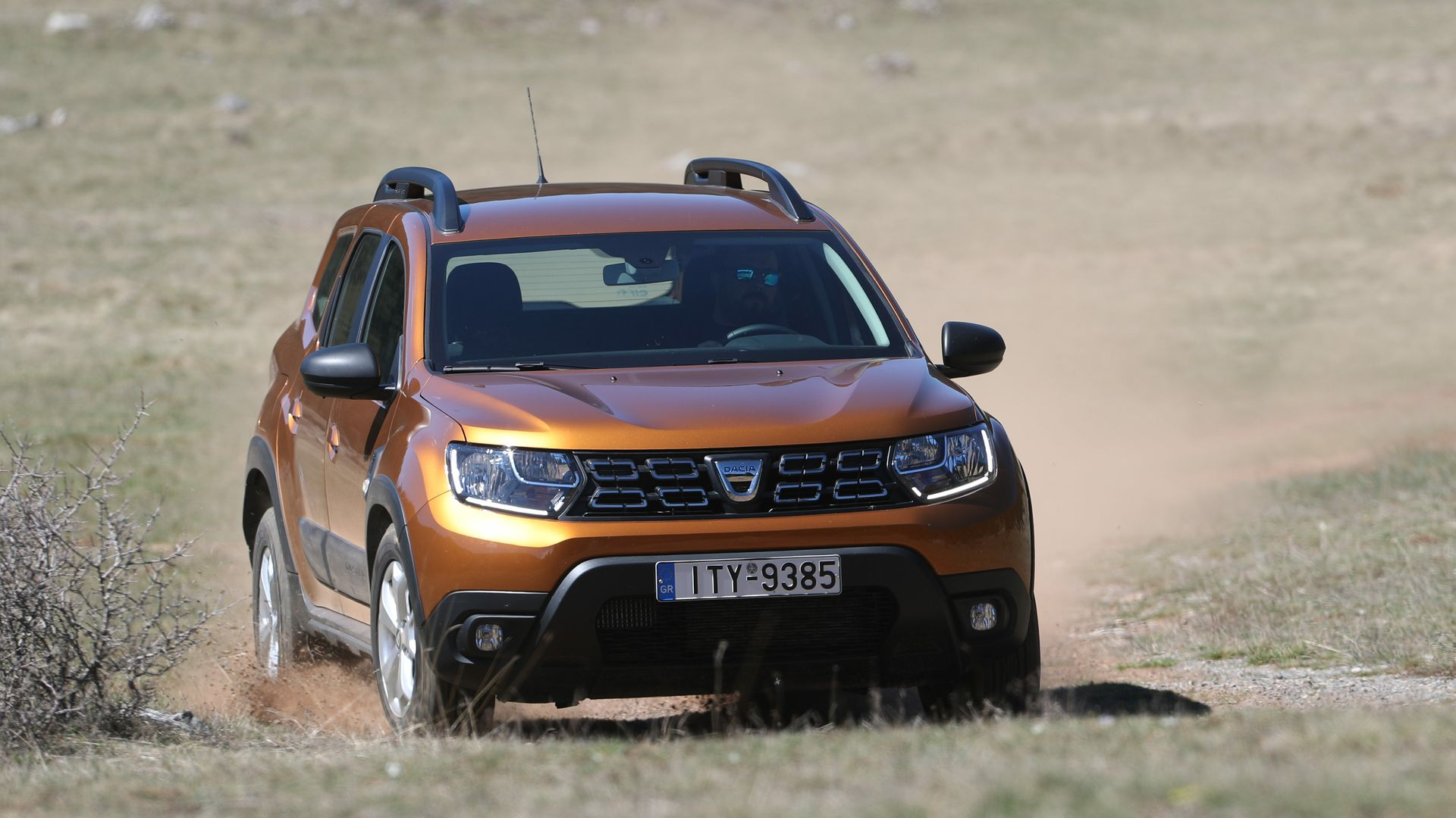 Dacia Duster 1.5 dCi 4x4 off road