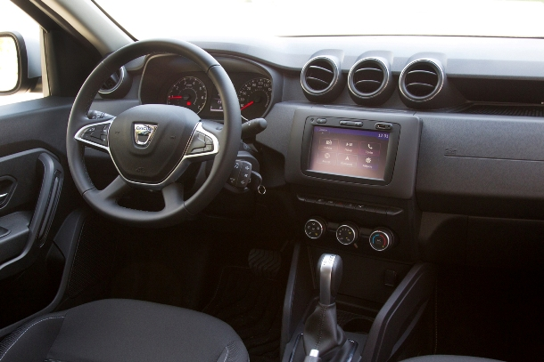 Dacia Duster_Interior