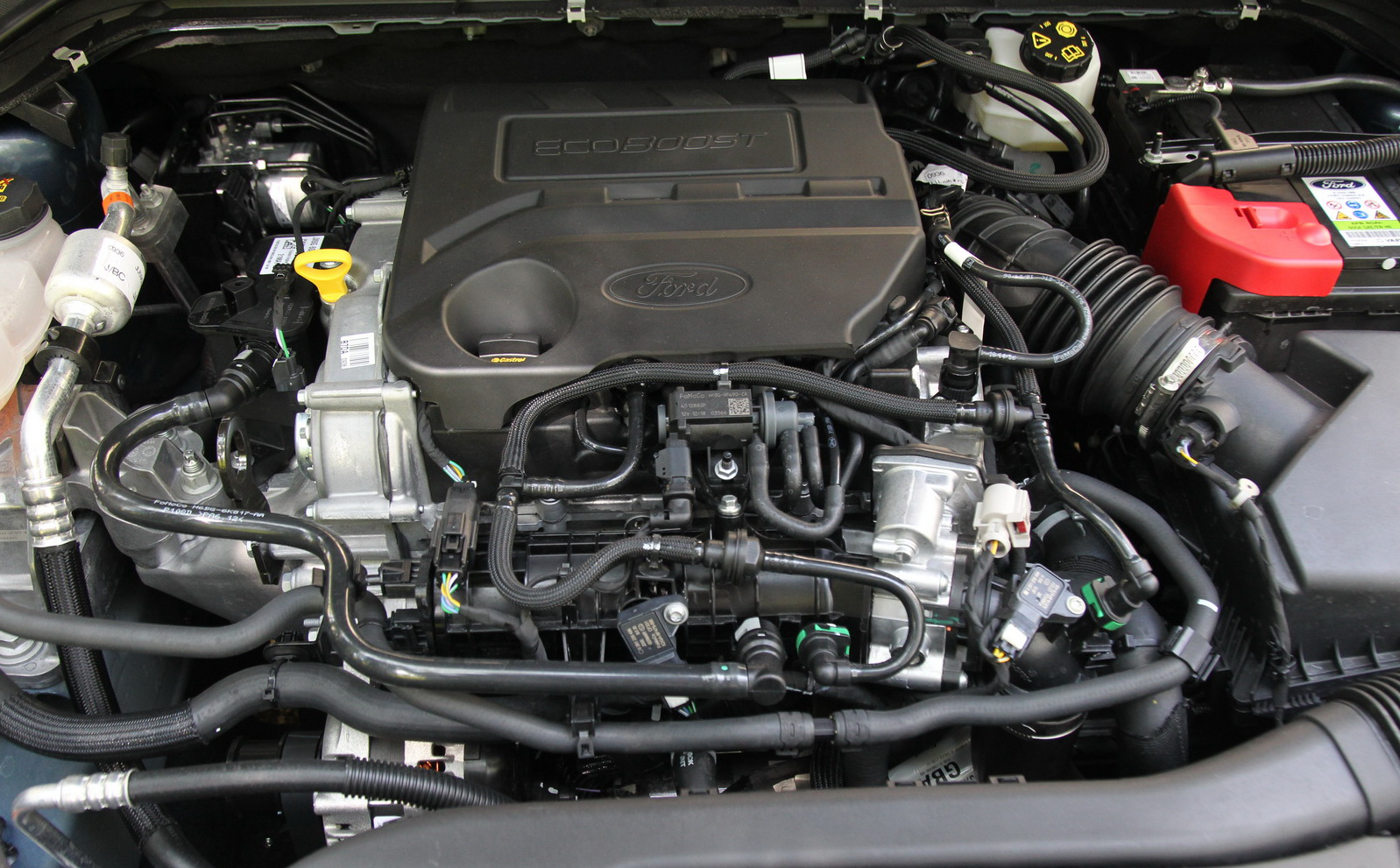 Ford Focus 2018 engine