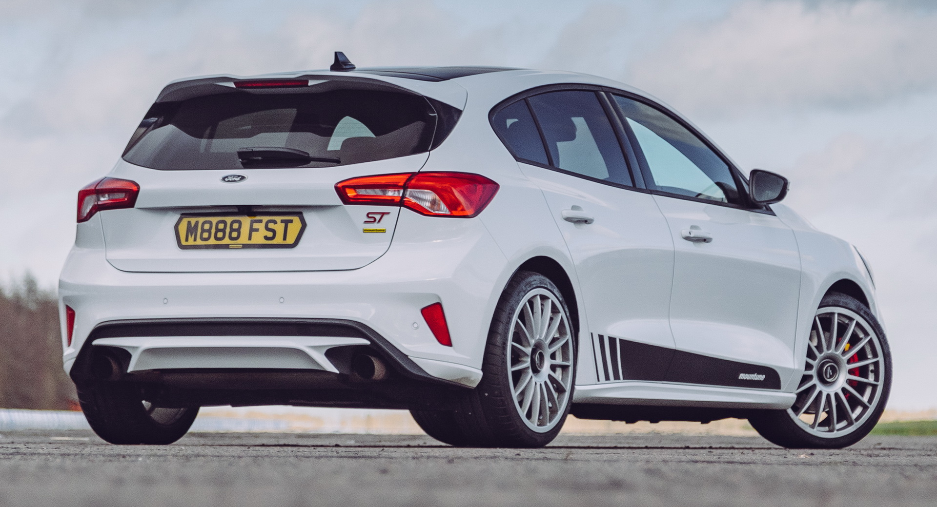 Ford Forcus ST by Mountune