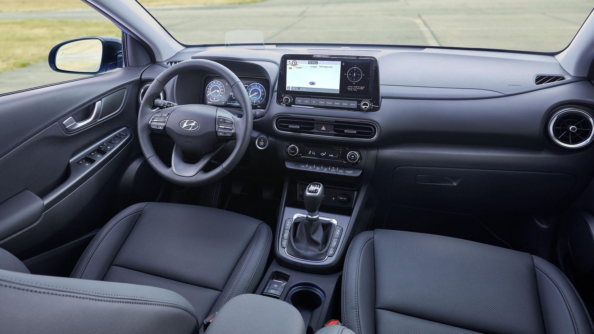 Στις εκθέσεις το ανανεωμένο Hyundai Kona