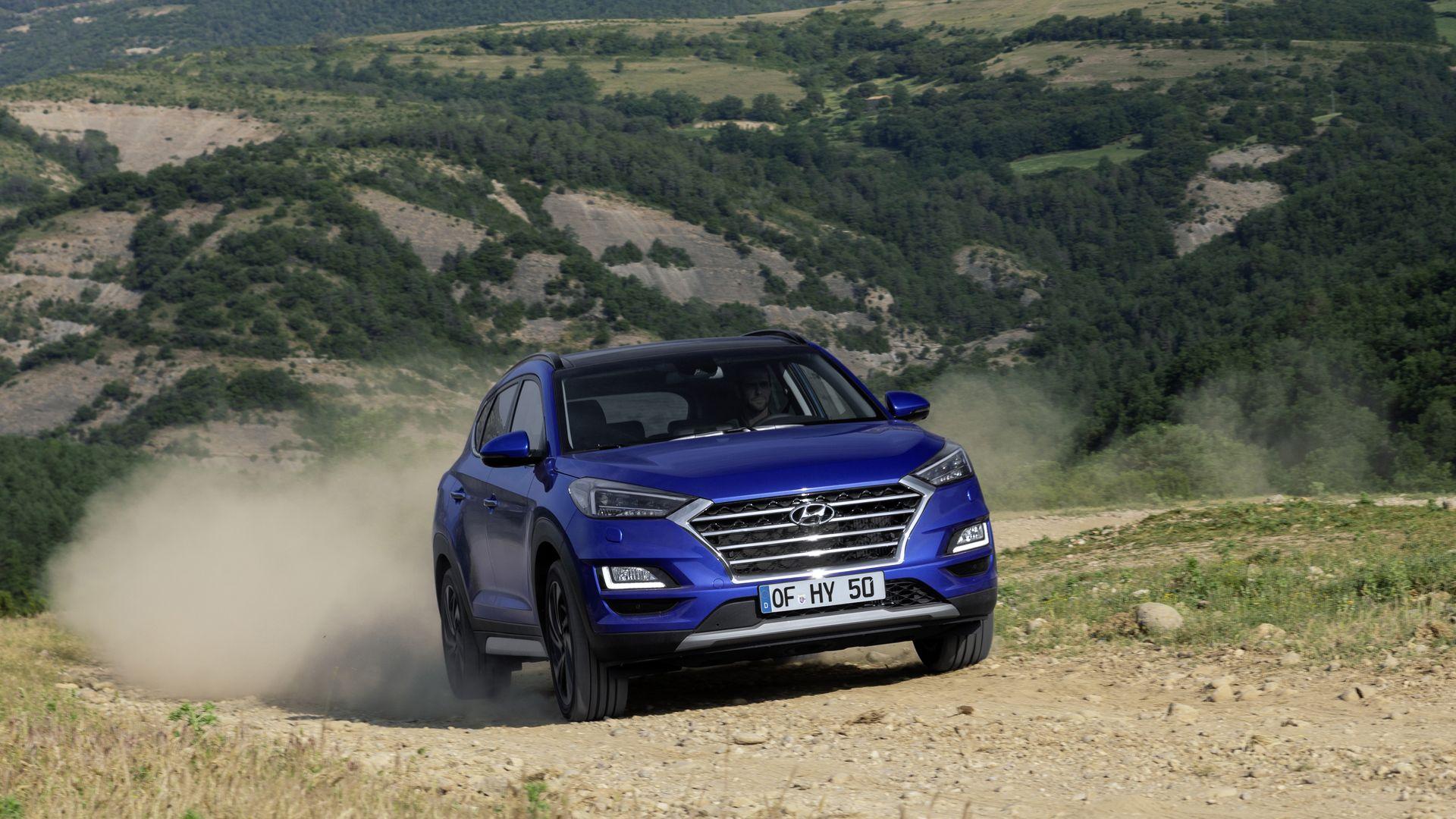 Hyundai Tucson Facelift 2019 2