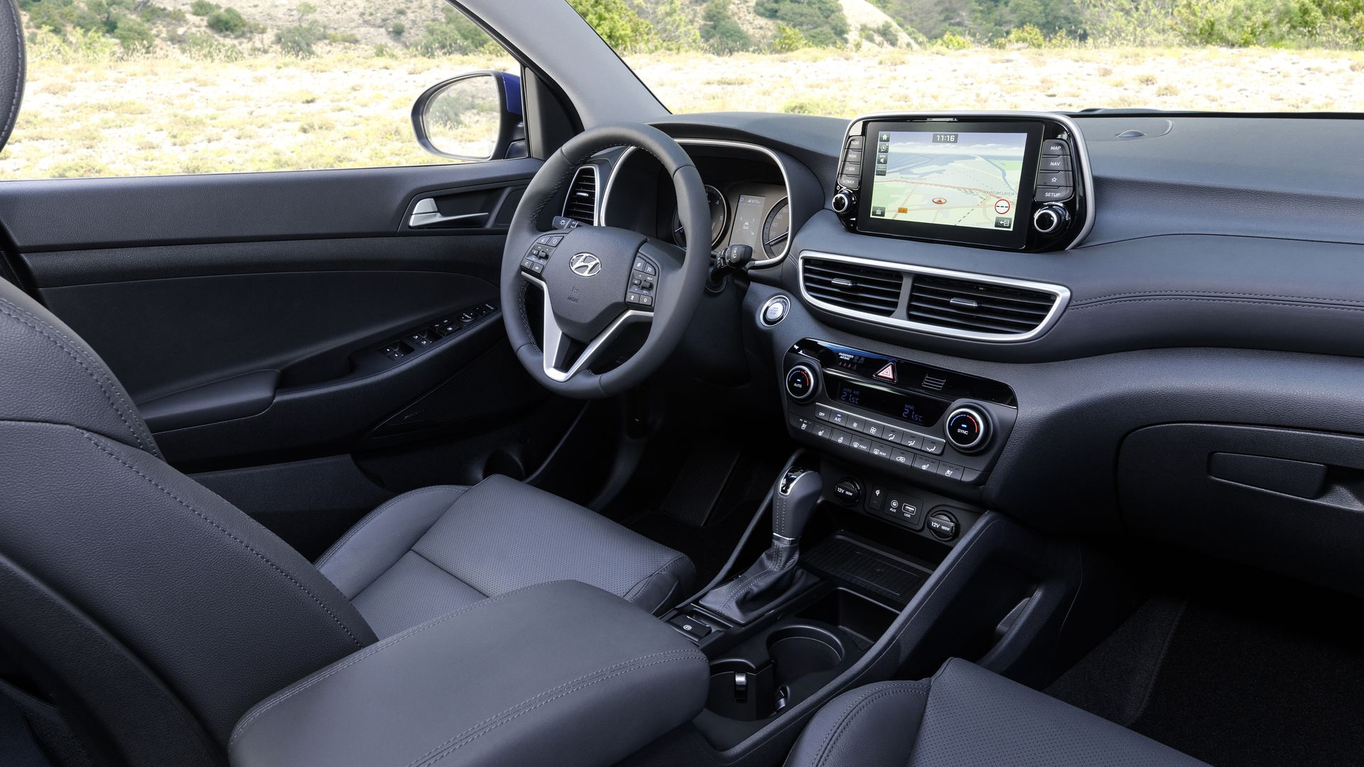Hyundai Tucson Facelift 2019 3