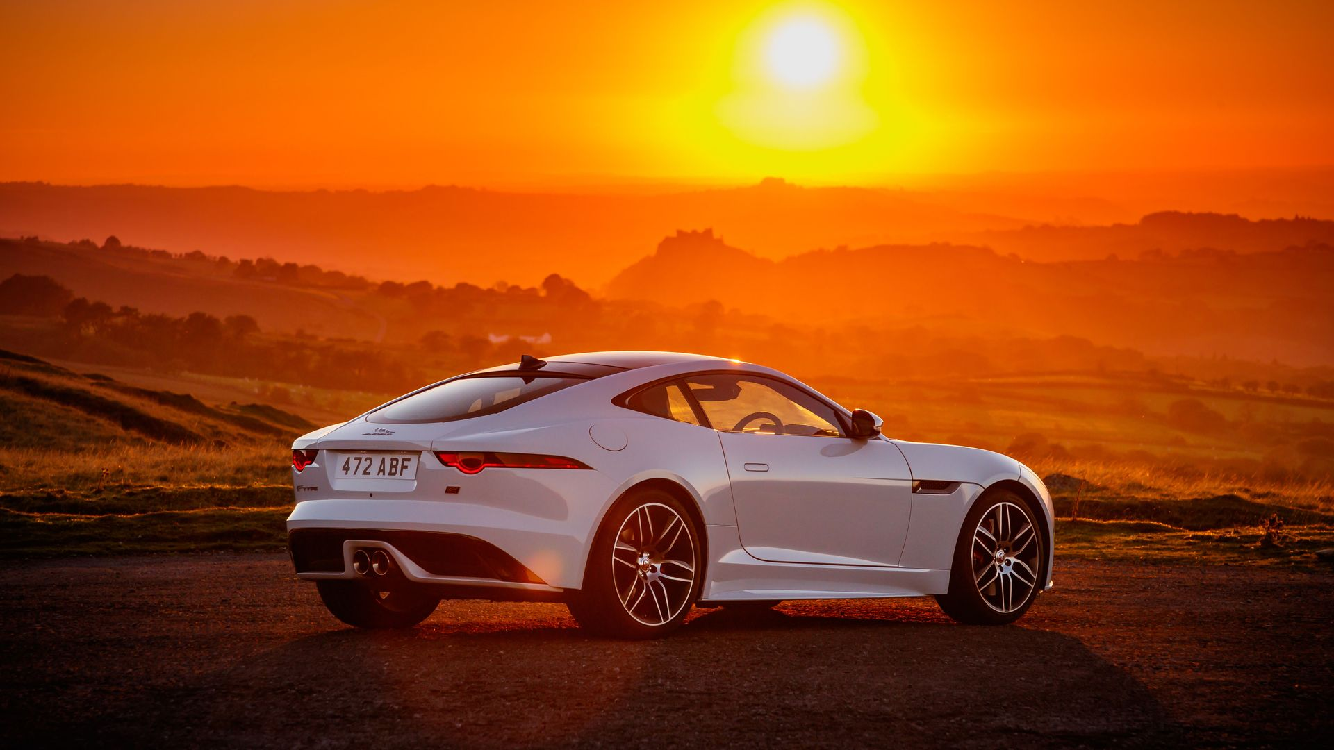 Jaguar F-Type MY20