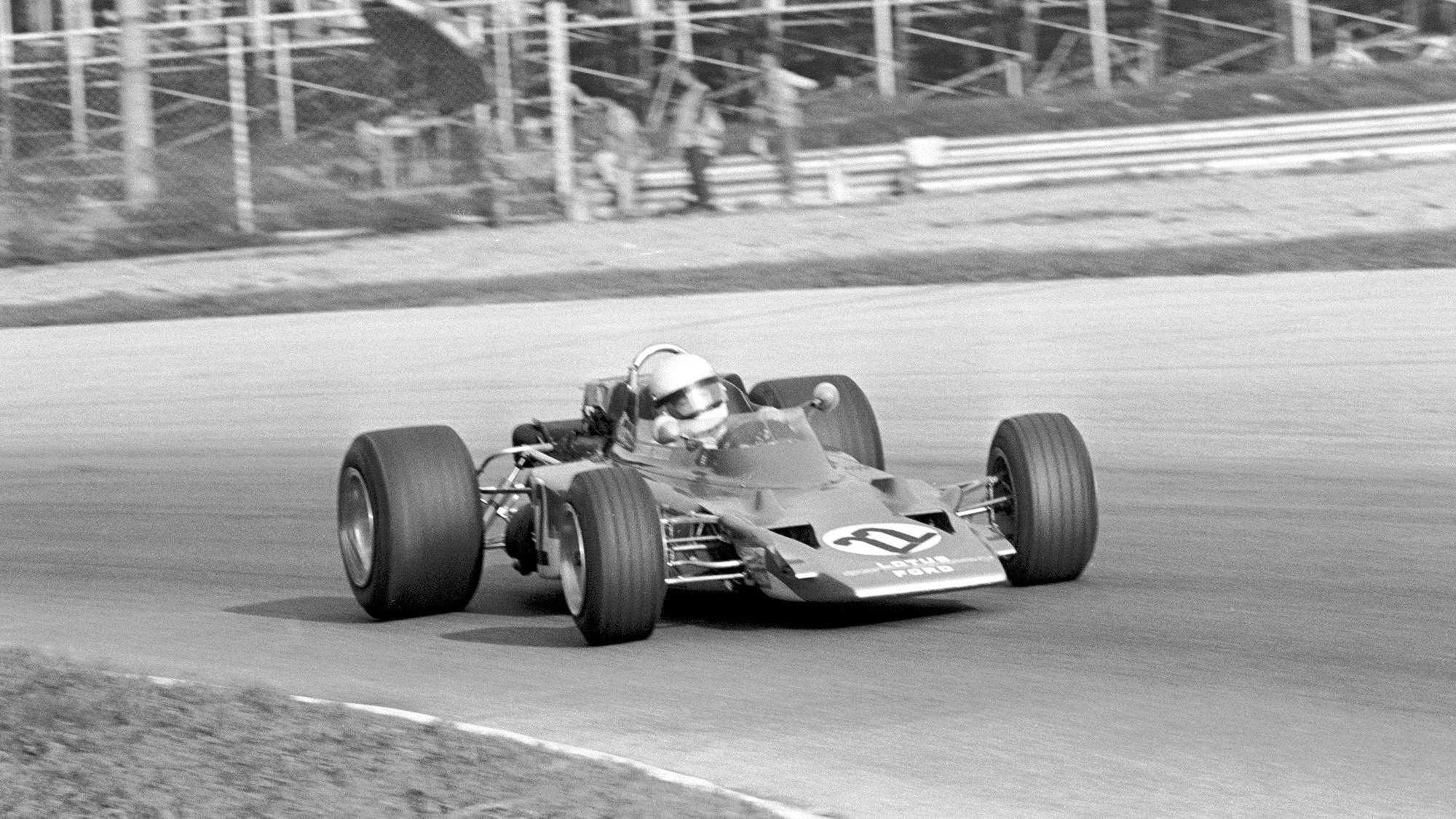 DRIVE Legends: Jochen Rindt 1942-1970