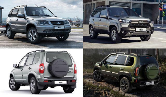 Lada Niva Travel: Ανανέωση για το στιβαρό 4×4 από τη Ρωσία