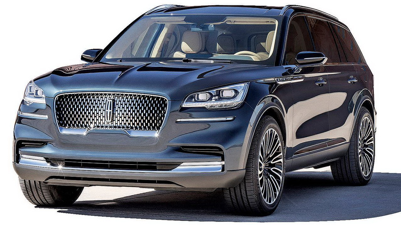 ​​​​​​​Lincoln Aviator 2019
