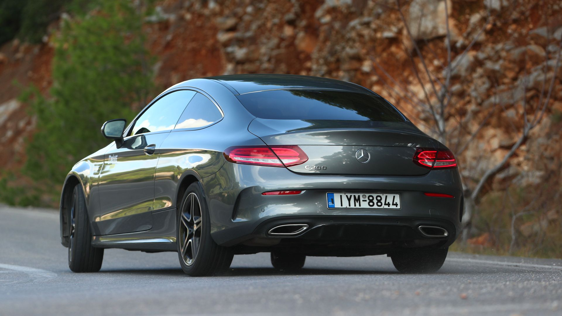 Mercedes-Benz C 200 EQ Boost Coupe 2