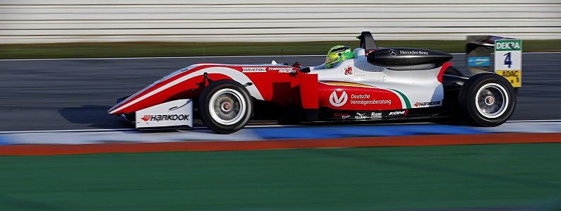 Mick Schumacher Prema Powerteam