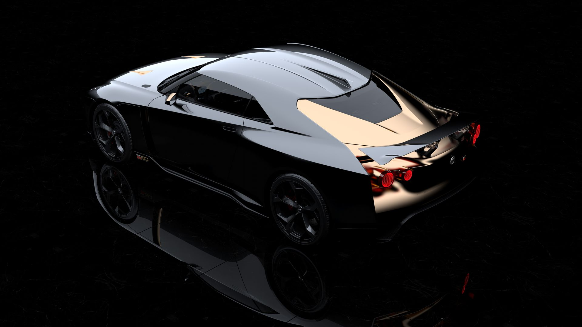 Nissan GT-R50 by Italdesign 2