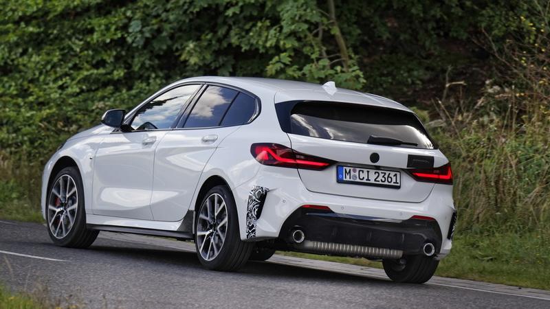 BMW: Προετοιμασία του νέου 128ti