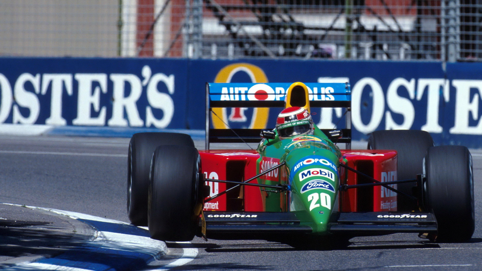 Piquet_Benetton_Adelaide GP 1990