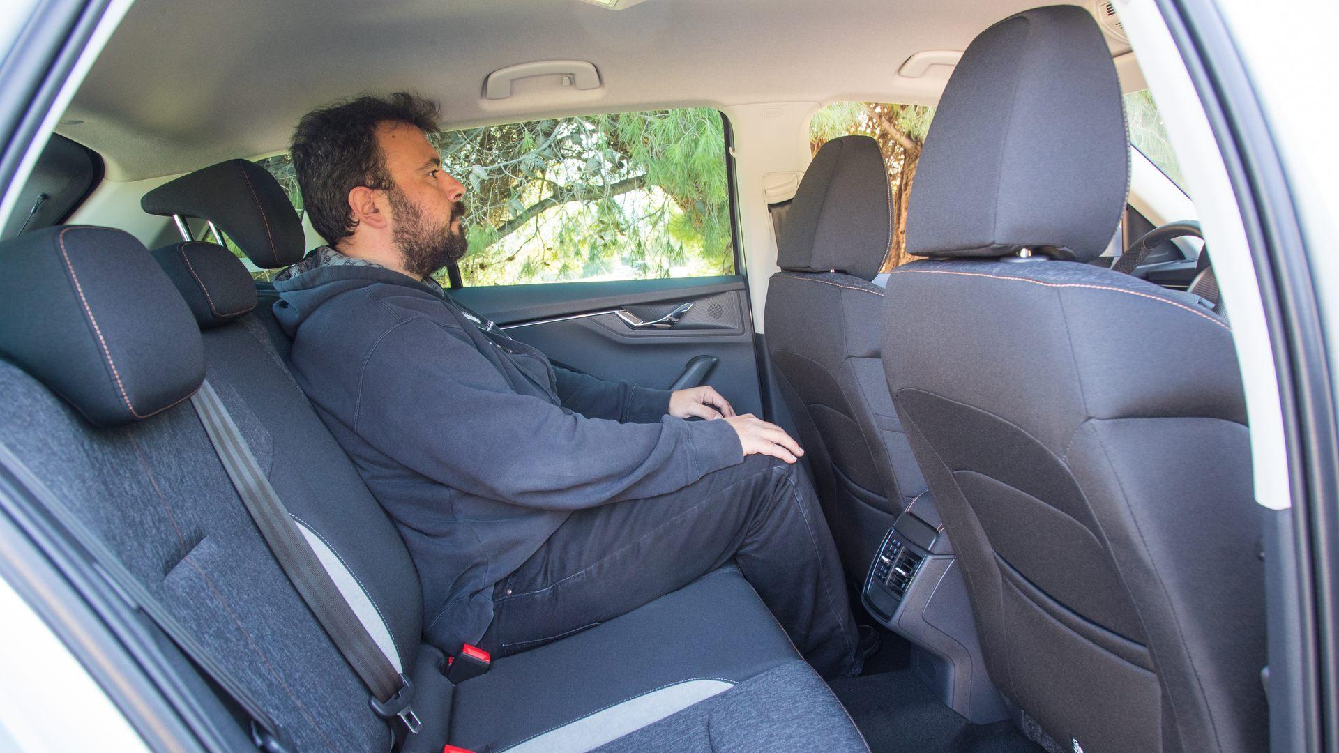 Δοκιμή κίνησης: Škoda Kamiq 1.5 TSI DSG