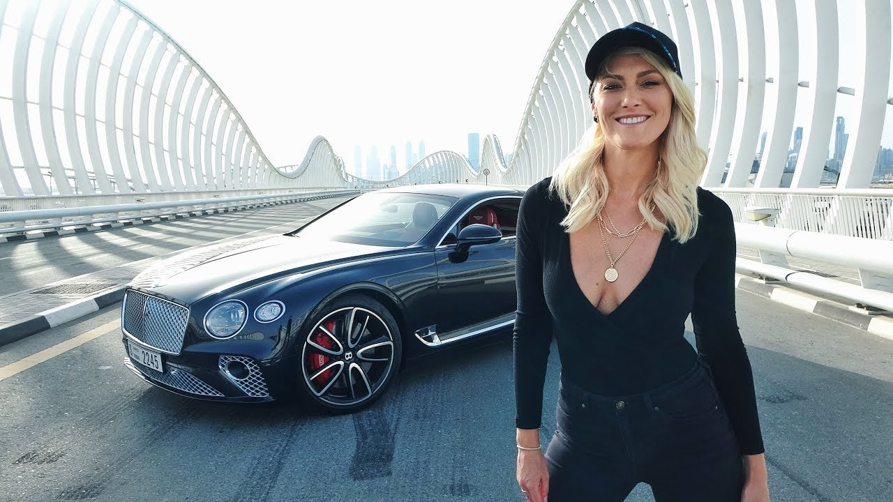 Supercar Blondie