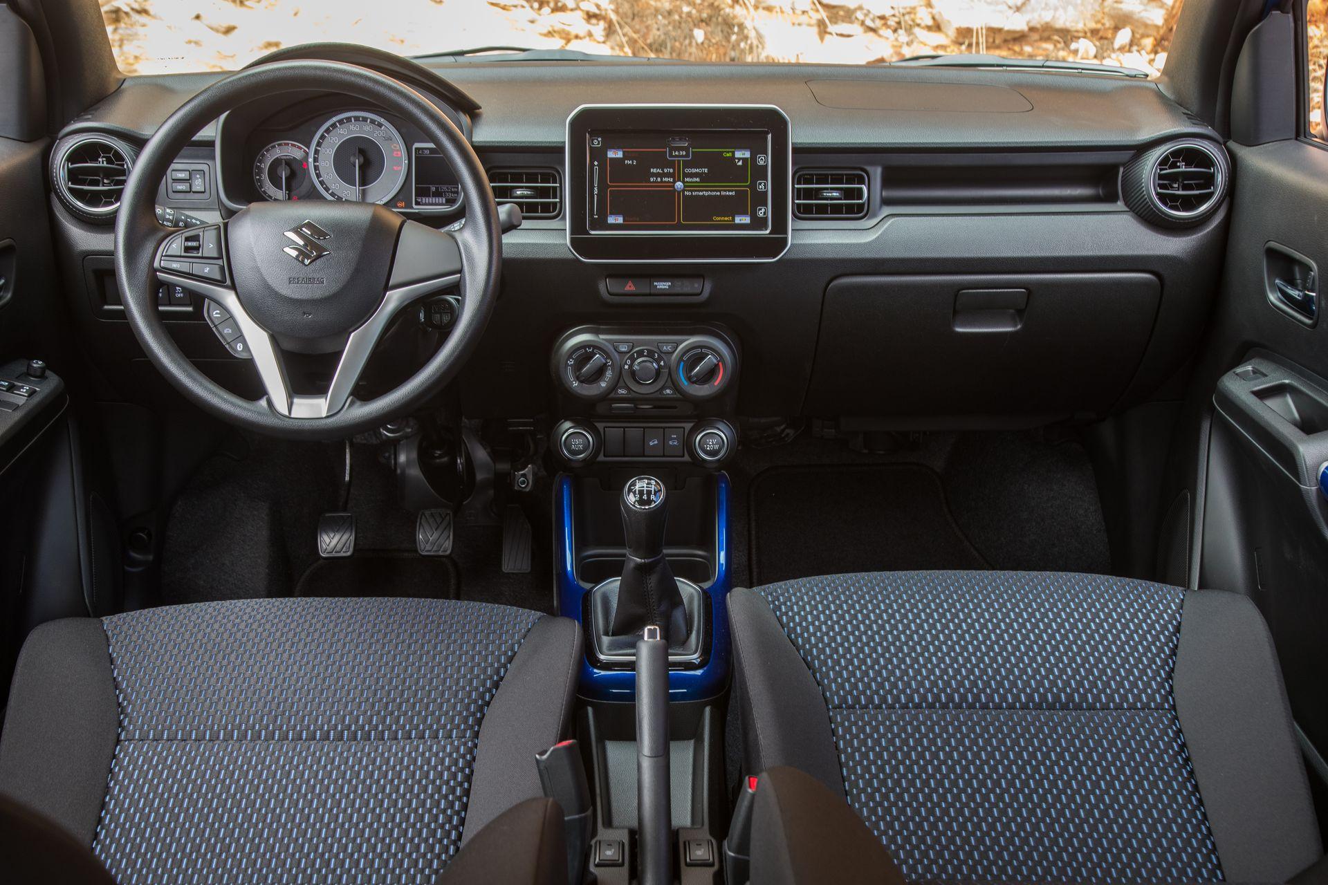 Δοκιμή κίνησης: Suzuki Ignis 1.2 Hybrid AllGrip MY2020