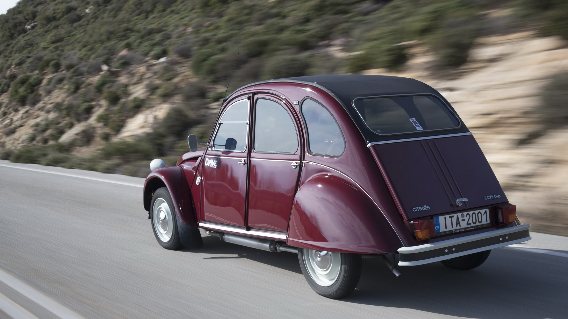 Citroën 2CV6 Club 1984