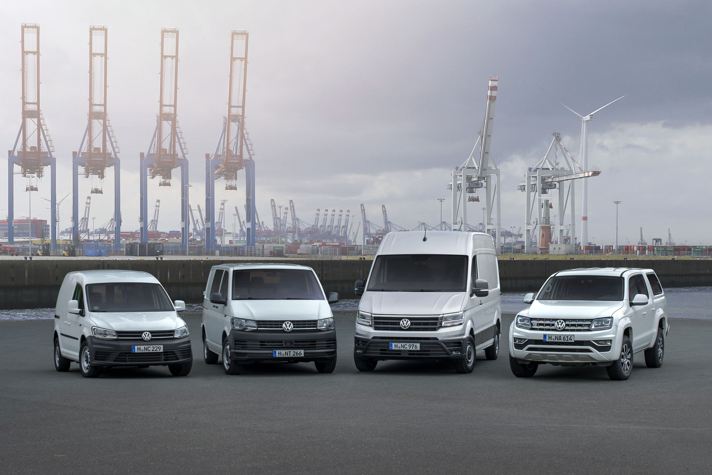 VW Commercial Vehicles