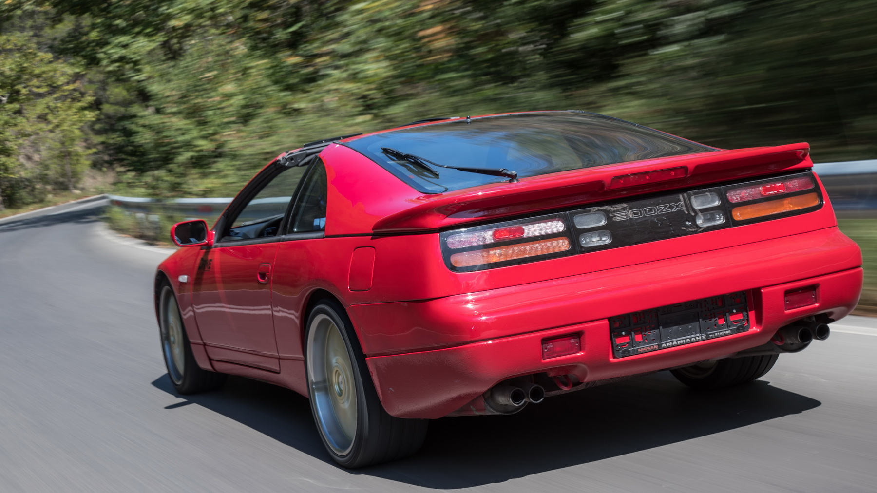 Nissan 300ZX Z32 Twin Turbo 1990-1998