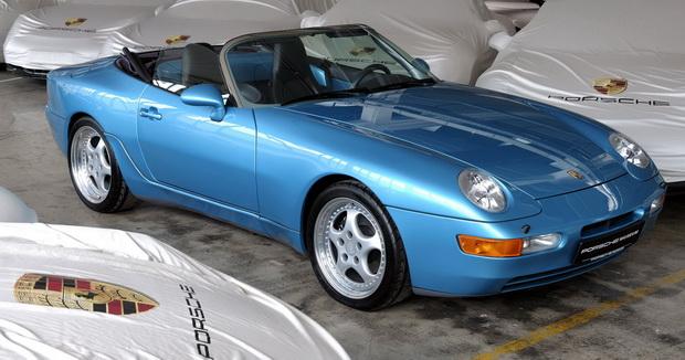 Porsche 968 Roadster 1991