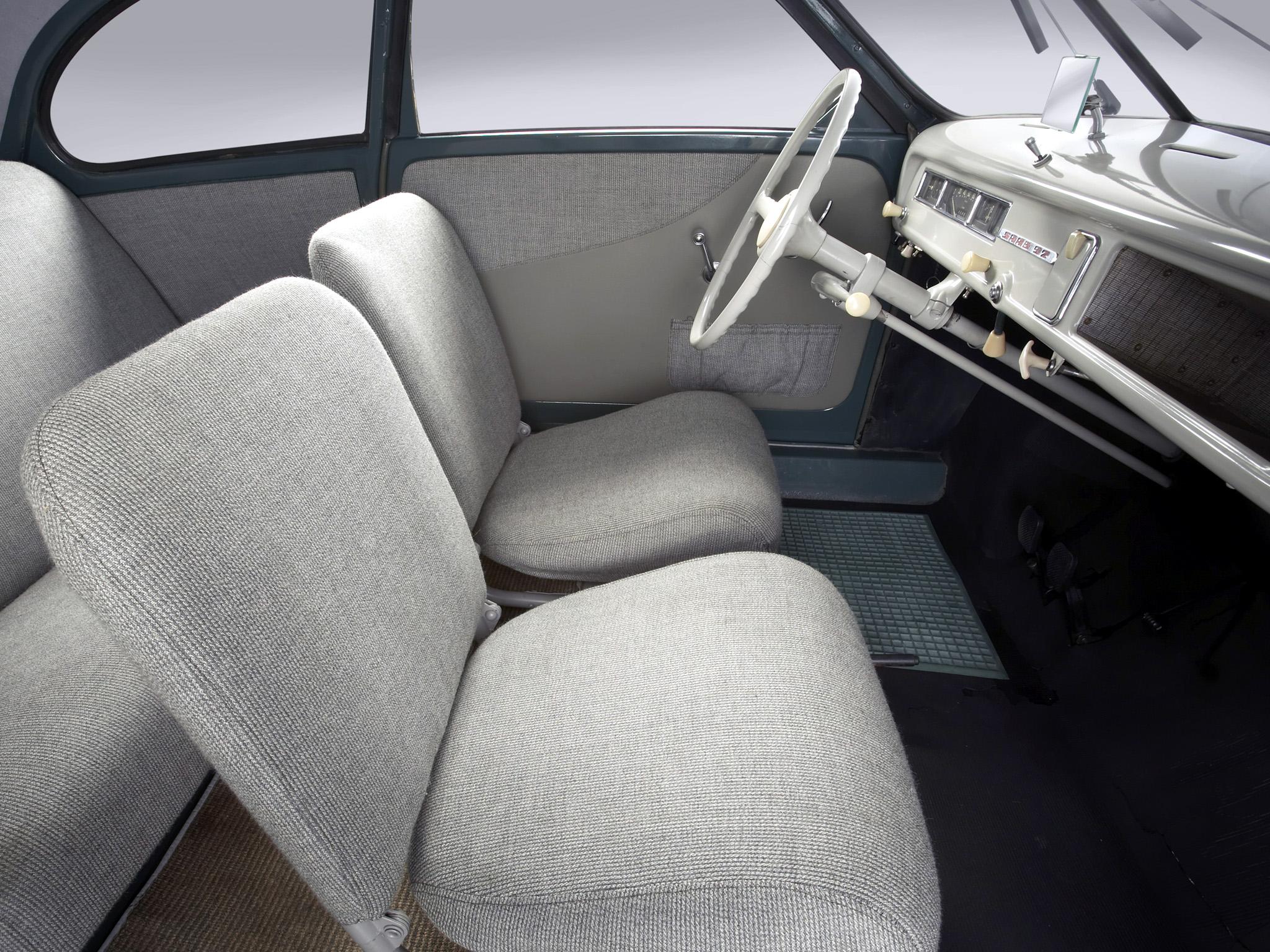 SAAB 92 prototype