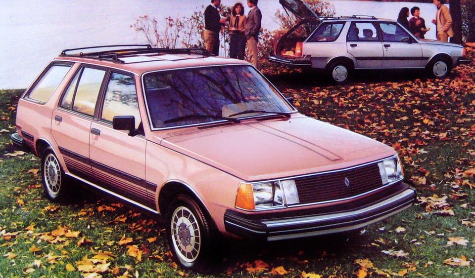 Renault 18 Sportwagon
