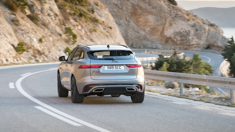 Jaguar F-Pace MY2020