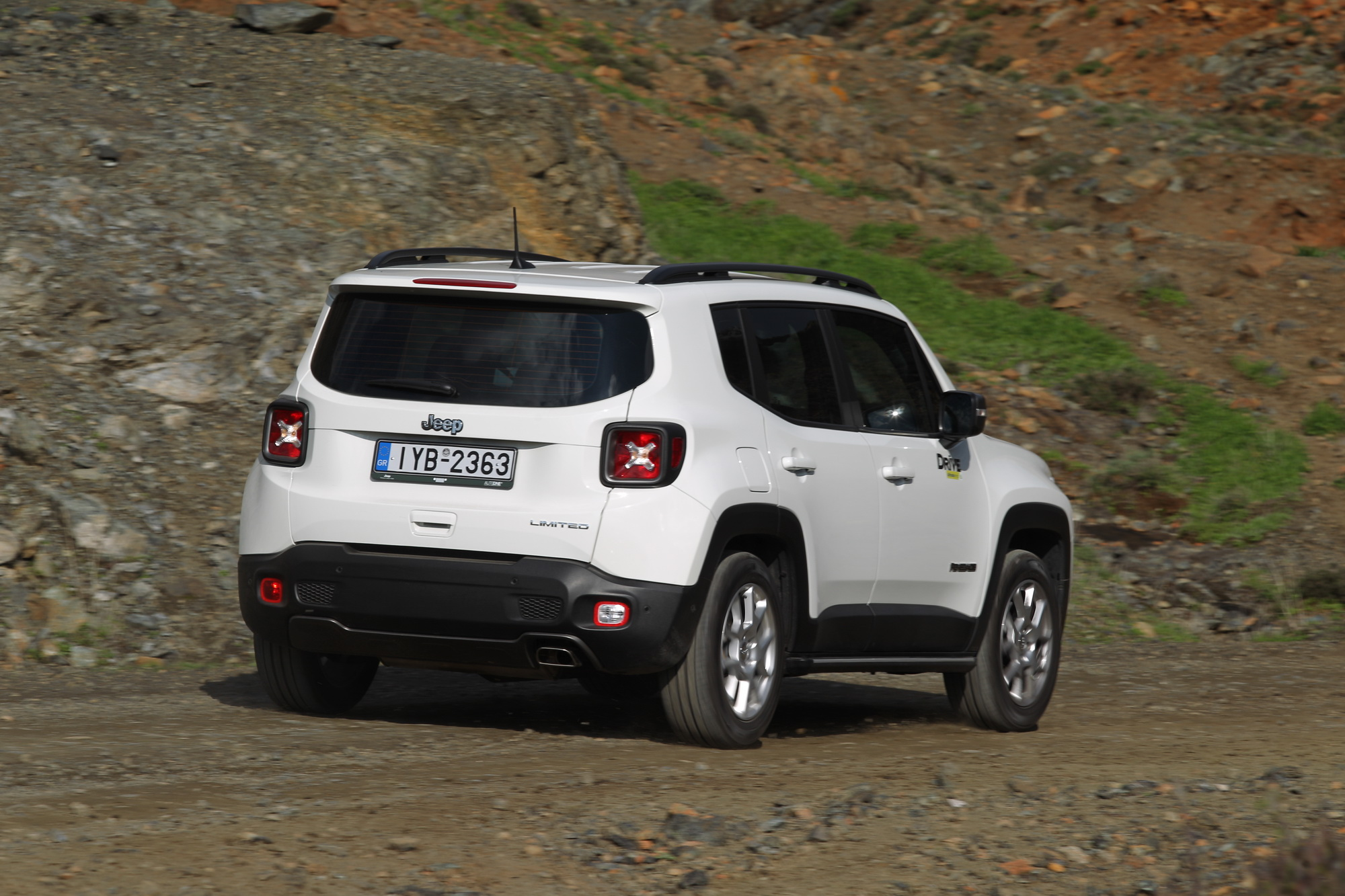 Jeep Renegade T4 150 PS DDCT