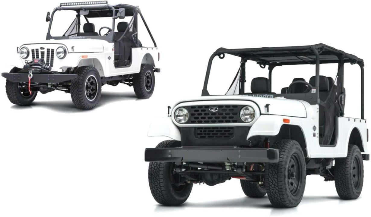 Mahindra Roxor: Δεν μοιάζει πλέον με Jeep Wrangler