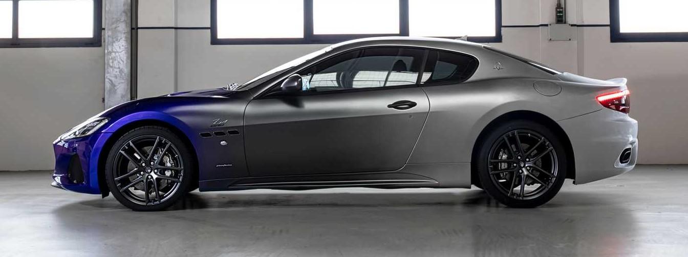 Τέλος της σεζόν για το Maserati GranTurismo