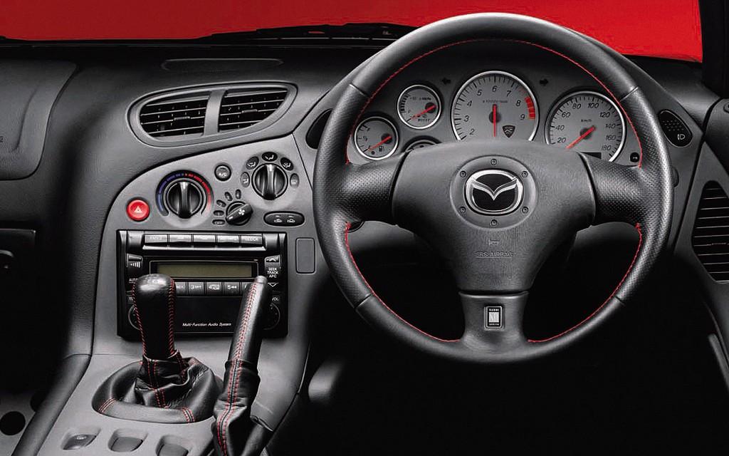 Mazda: Και πάλι στην παραγωγή ανταλλακτικών για το RX-7
