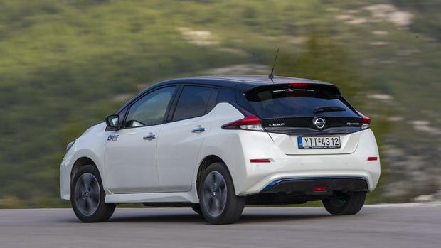 Δοκιμή κίνησης: Nissan Leaf e +