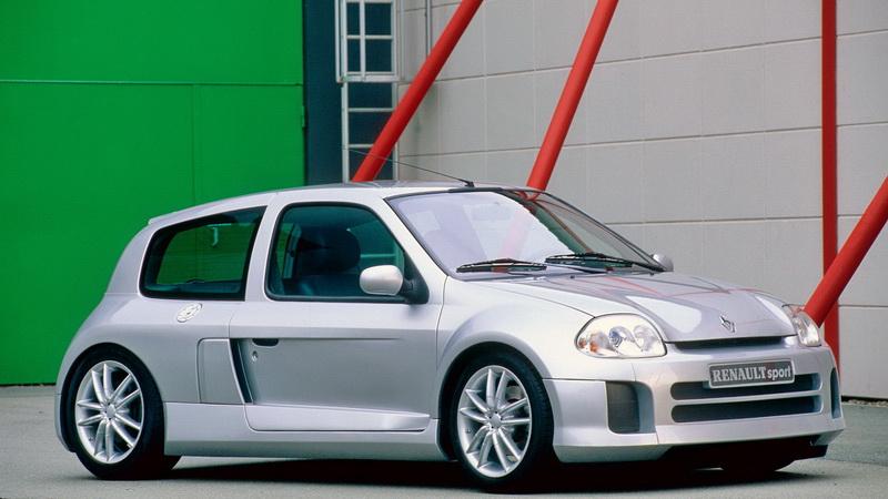 Το Renault Clio V6 έκλεισε στις 20!