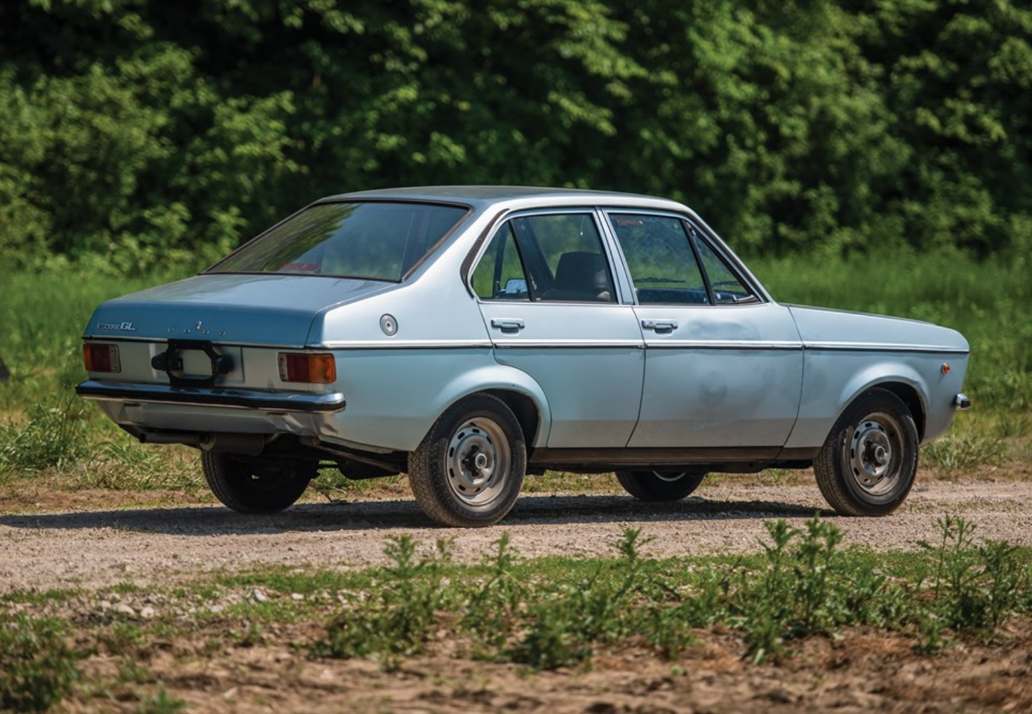 Pope's Ford Escort II