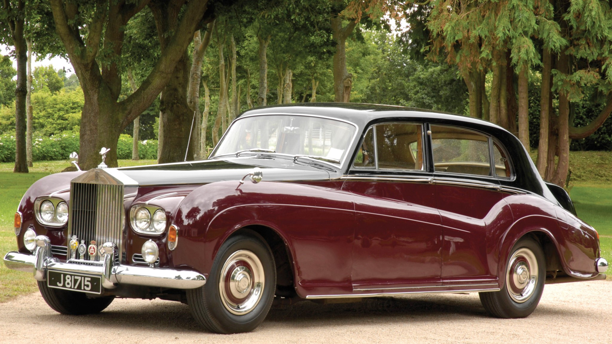 Rolls-Royce Silver Cloud Series III 1962-1965