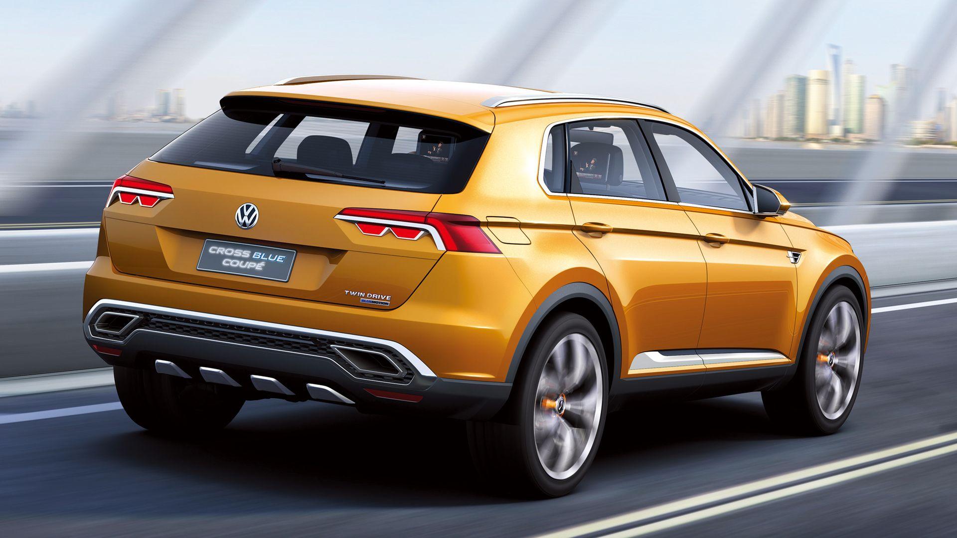 VW Crossblue coupe Con 2